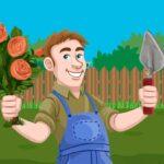 Требуется садовник
