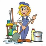 Требуется уборщик производственных и служебных помещений